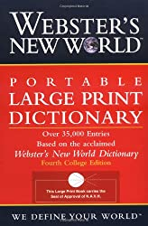 Image of the product Websters New World that is listed on the catalogue brand of Webster's New World.