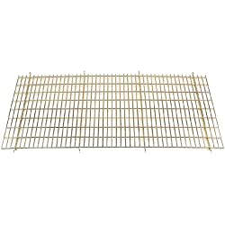 ProSelect Gold Cage Floor Grate, Medium/Large, 36-Inch