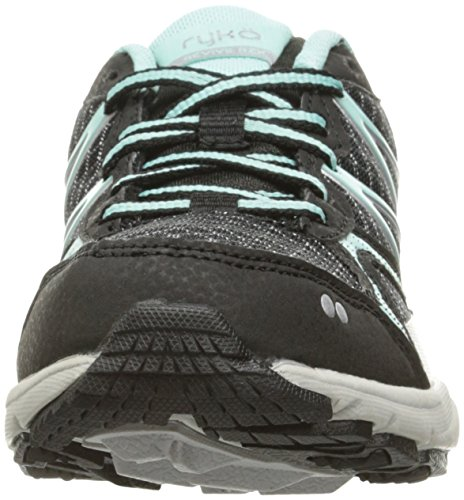 Ryka Womens Revive Rzx Walking Shoe Black / Mint
