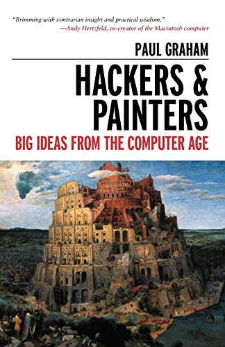Pdf Computers Hackers & Painters: Big Ideas from the Computer Age