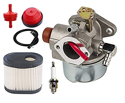 Tecumseh Carburetor Fits Models LEV120-362005A LEV120-362006A Lawn Mower Parts & Accessories Yard, Garden & Outdoor Living