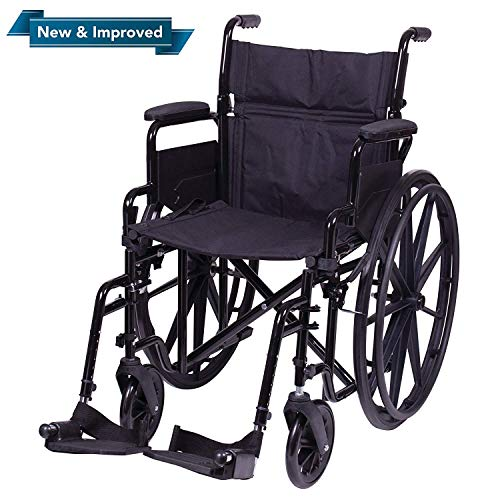Carex Wheelchair with Large 20