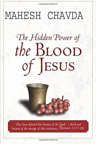 Download The Hidden Power of the Blood of Jesus pdf epub
