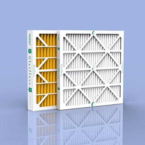 20 x 25 x 1 Merv 8 Furnace Filter 12 Pack
