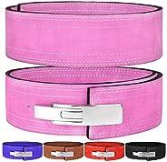 Hawk Sports Lever Belt 10mm Powerlifting Belt for Men & Women Buckle Strongman Power Weight Lifting Weight