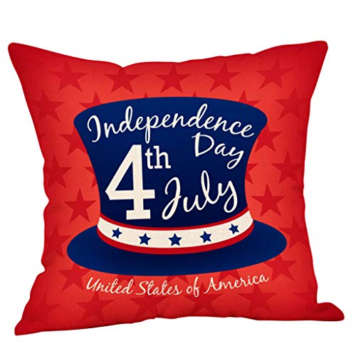 Home Decor, Happy Independence Day Pillow Cases Pillow Protectors 18