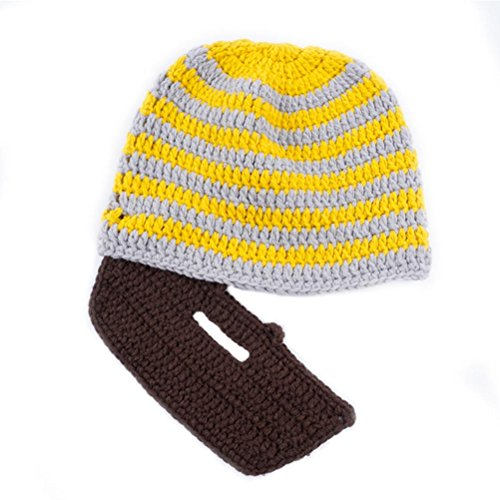Otoño Barba De De Sombreros Invierno Unisex Sombreros De Gorros Yellow Hombres Punto De De Romanos Sombreros Sombreros wRRIgxqBH