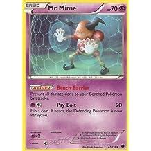 Pokemon - Mr. Mime (47/116) - Plasma Freeze
