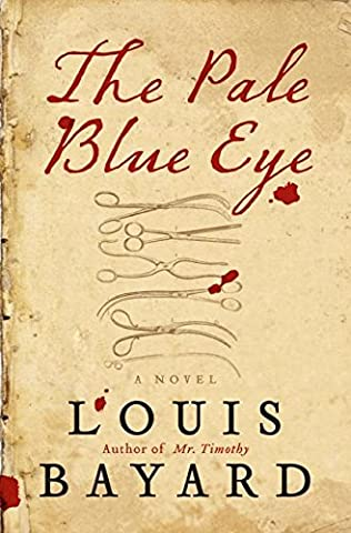 book cover of The Pale Blue Eye