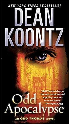 Amazon Odd Apocalypse An Odd Thomas Novel 9780553593099