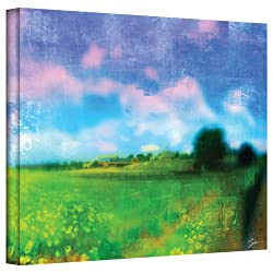 Art Wall 'Homeland' Gallery Wrapped Canvas Art By Greg Simanson, 24 By 32-inch