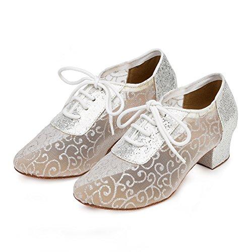Miyoopark - salón mujer Silver-4cm heel