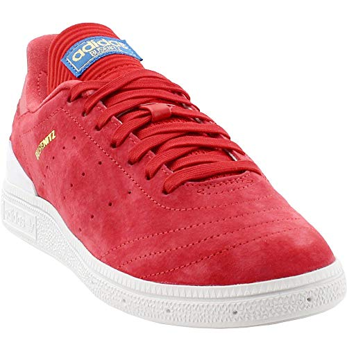 - adidas Busenitz RX Shoes - Scarlet/FTWR White/Bluebird - Mens - 8