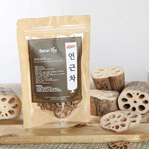 ([HEALTH TEA] Fresh Fruit Vegetable Water Lotus Root Tea 50g 연근차)