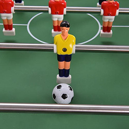 Goplus 48'' Foosball Table Competition Game Soccer Arcade Sized Football Sports Indoor by Satunsell (Image #4)
