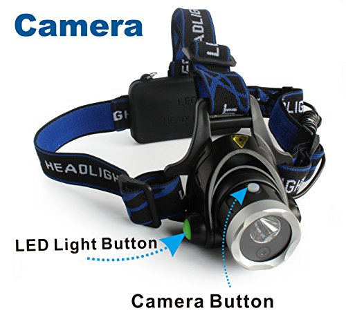 Conbrov Wearable Headlamp Recorder Hunting product image