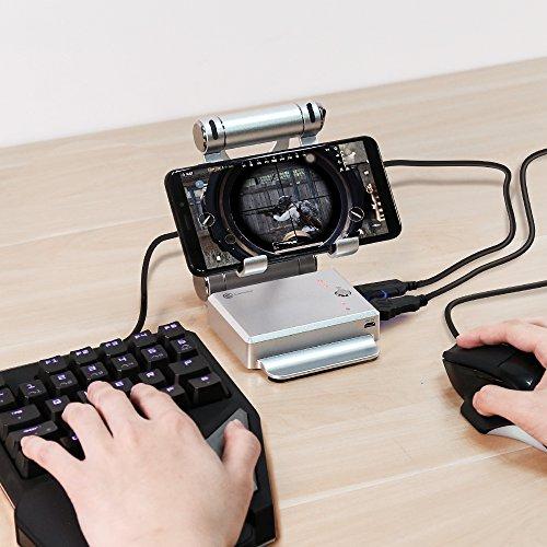 80 Off Gamesir X1 Battledock Pubg Mobile Fps Game Controller Mouse - 80 off gamesir x1 battledock pubg mobile fps game controller mouse and keyboard converter for
