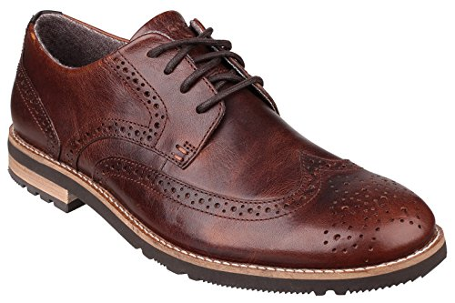 Rockport Ledge colline Mens Lh2 aile Oxford Dkbr - 08