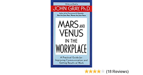 mars and venus in the workplace a practical guide for improving rh amazon com Your Mars Mars Sign