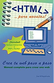 HTML para novatos (Spanish Edition)