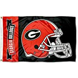 University of Georgia Football Flag Large 3x5