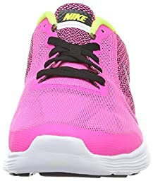 Nike Revolution 3 (GS) Girls Grade School Running Shoes 819416-600 (5.5Y)