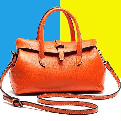 Yy3 Sac Main color Pour Femme À Jessiekervin Orange Bandoulière Orange d5BwZqd