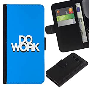 NEECELL GIFT forCITY // Billetera de cuero Caso Cubierta de protección Carcasa / Leather Wallet Case for Samsung Galaxy S3 III I9300 // HACER OBRAS