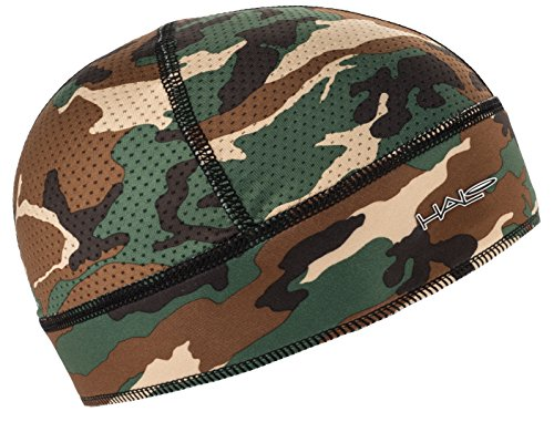 Halo Headband Skull Cap - The Ultimate High Performance Skull Cap, Camo Green