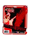 Forum Novelties Red Sequin Flapper Costume Headband