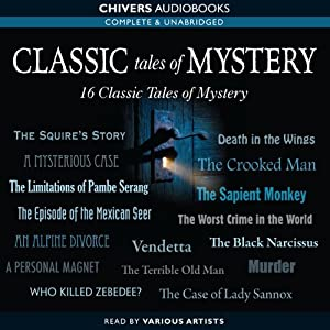 Classic Tales of Mystery Audiobook