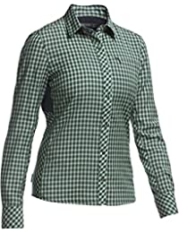Women's Terra Long Sleeve Plaid Shirt