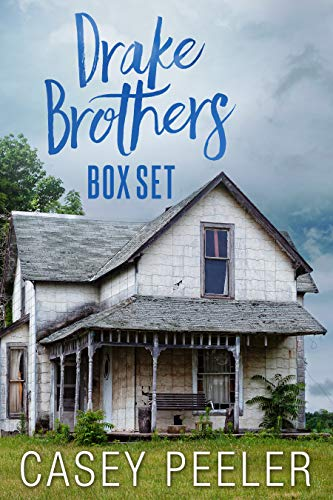Drake Brothers Series: A Clean Small Town Modern Romance by [Peeler, Casey]