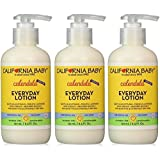 California Baby Everyday Calendula Lotion - 6.5 oz (Pack of 3) by California Baby