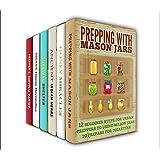Mason Jars: Box Set - Prepping All in 1 DIY Box Set With Prepping Guides