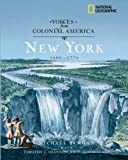New York, 1609-1776, Michael Burgan, 0792268601