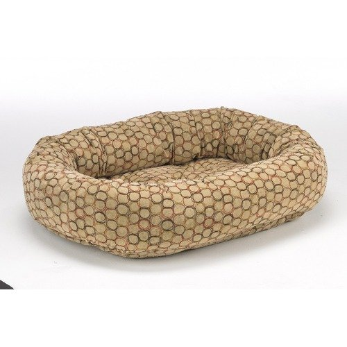 Donut Dog Bed Size: Large, Color: Firenze