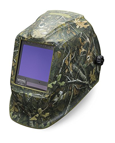 Lincoln Electric VIKING 3350 White Tail Camo Welding Helmet with 4C Lens Technology - K4412-3