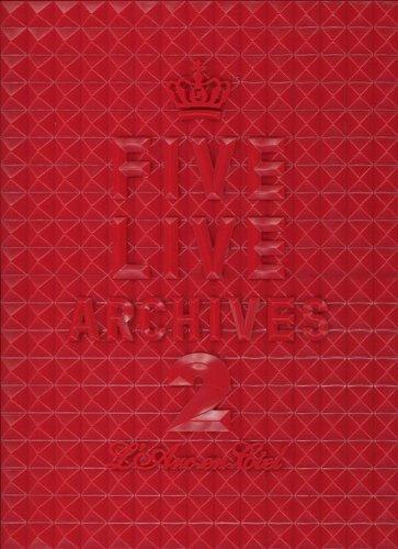 L'Arc-en-Ciel / FIVE LIVE ARCHIVES 2[完全生産限定盤]