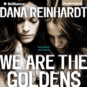 We Are the Goldens Audiobook