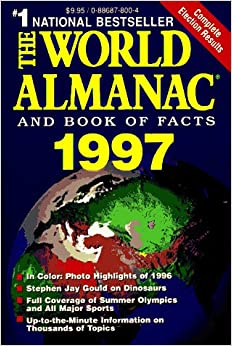 Book The World Almanac and Book of Facts 1997