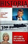 Historia [HS n° 10, juin 1968] Histoire des Etats-Unis (2) 1917-1967 par Historia
