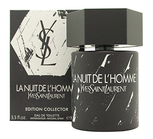Edt Spray Collectors - YSL Lanuit De Spray Collector Edition
