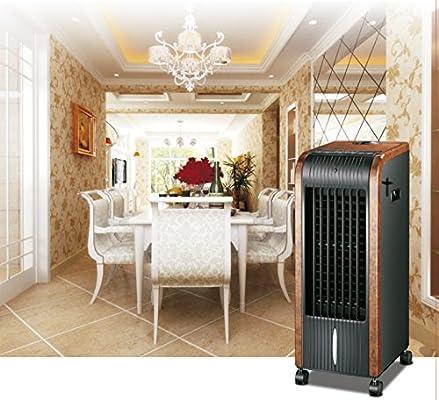 Climatizador acondicionador digital ionizador humidificador