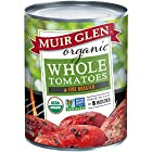 Muir Glen Organic Fire Roasted Whole Tomatoes, 28 Ounce
