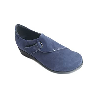 Arcopedico Tyra Womens Loafers Shoes, Navy, Size - 39