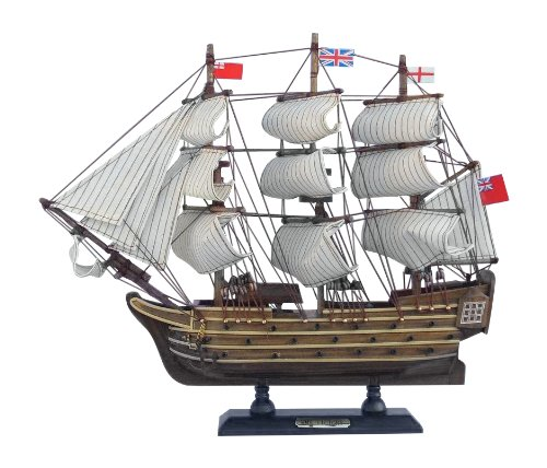 Hampton Nautical  HMS Victory Ship, 14