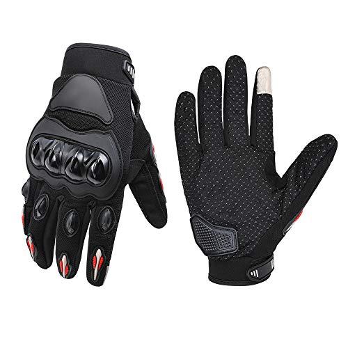 Basics Motorbike Powersports Racing Gloves XX-Large Gray