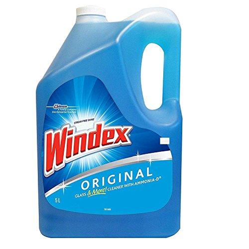 Windex Original 12207 Pro Refill 1.32 Gallon