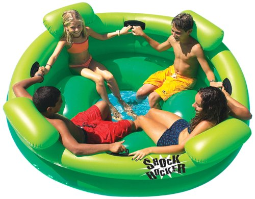 Captivating Inflatable Swimming Pool Shock Rocker